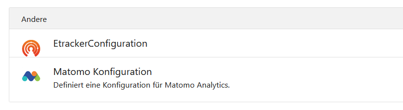 variable mit dem matomo tag manager anlegen als matomo konfiguration